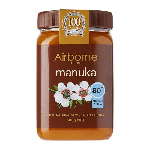 Airborne Manuka w Wildflower Blend Honey 500gr 1 12 SKU816